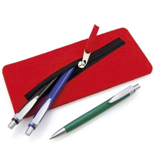 Estuche para bolígrafos fieltro Felty