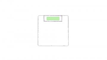 Impresión E-Zona polipiel negra