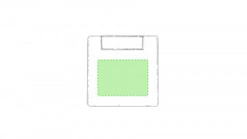 Impresión E-En la alfombrilla del ratón