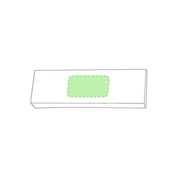 Impresión D-En el estuche de presentación