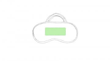 Impresión F-En la solapa de cierre de la bolsa