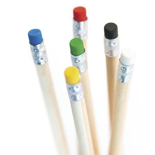 Lápiz con goma de color Togi