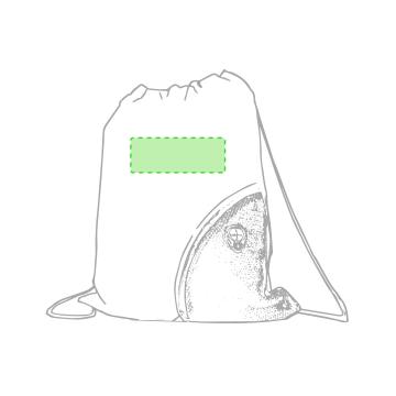SUBLIMACIÓN TAMAÑO GRANDE (+100 cm2)-En la parte blanca de la cara principal