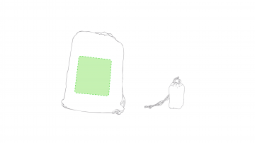 Impresión H-En la bolsa (enviamos plegado)