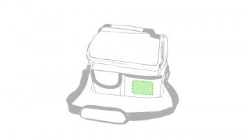 Impresión G-Junto al bolsillo pequeño