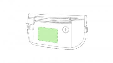 Impresión E-En el bolsillo frontal