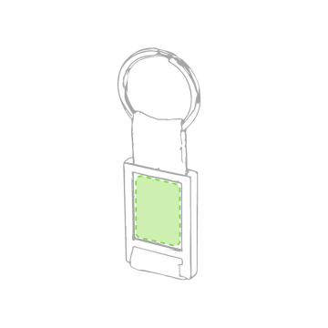 DOMING - GOTA DE RESINA V2 -10   cm2-En el hueco rectangular