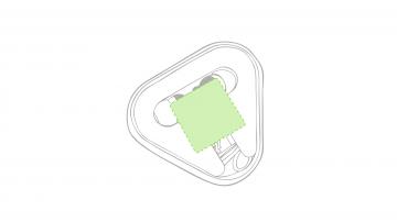 Impresión E-Sobre la cubierta de la caja