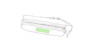 Impresión E-Debajo de la cremallera