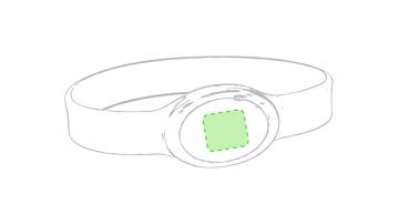 Impresión D-En la parte circular