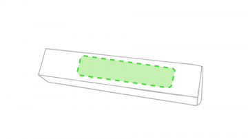 Impresión D-Caja de presentación