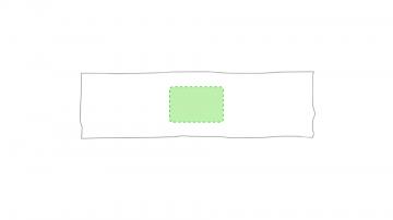 GRABACIÓN TRANSFER DIGITAL-Centrado en la toalla