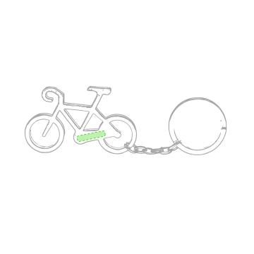 Impresión D-En la zona de la cadena de la bici