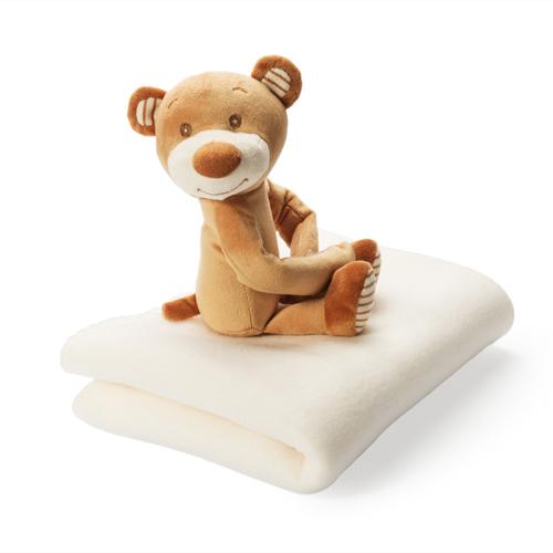 Manta para bebés suave Yogui