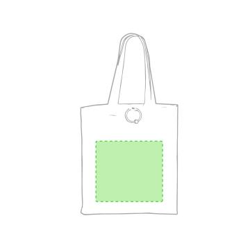 Impresión E-En la bolsa plegada