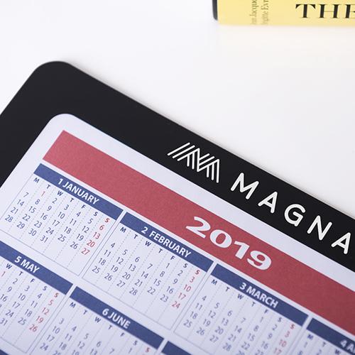 Alfombrilla calendario Aplix