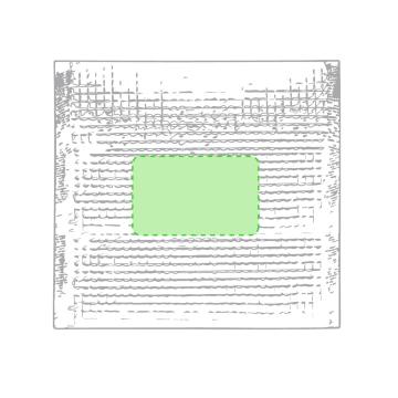 Impresión E-Zona trasera