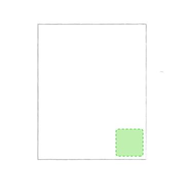 Impresión H-En una esquina de la manta