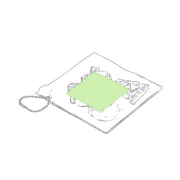 Impresión D-En la bolsa de presentación