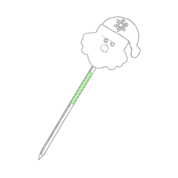 Impresión B-En el cuerpo del bolígrafo