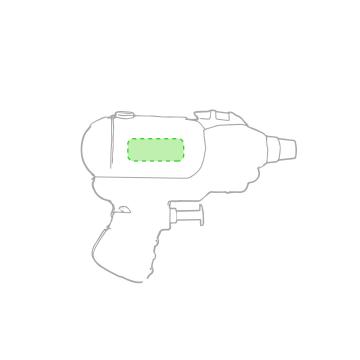Impresión C-En el cuerpo centrado