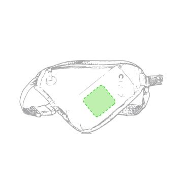 Impresión F-En el bolsillo frontal