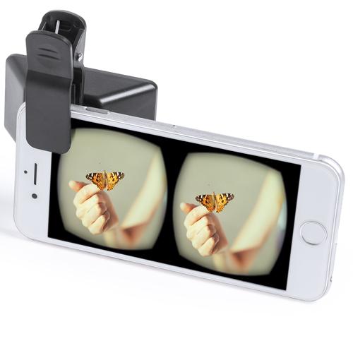 Lente para móviles 3d Wills