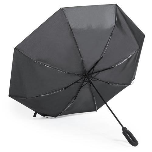 Paraguas plegable antiviento con Ø 100 cm Brosmon