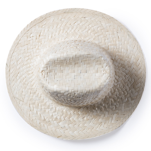 Sombrero cowboy de paja Dimsa