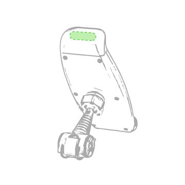 Impresión F-Centrado en un lateral