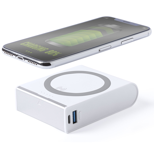 Power bank con soporte 8000mAh Crooft