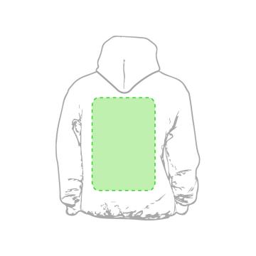 Impresión F-En la espalda