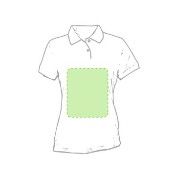 Impresión E-En el pecho derecha tipo bolsillo