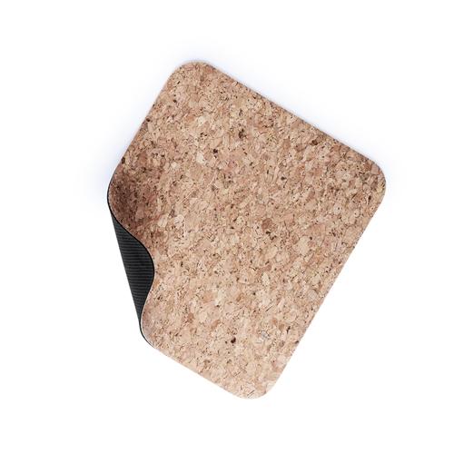 Alfombrilla para ratón rectangular de corcho Venux