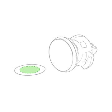 Impresión F-En la chapa metálica