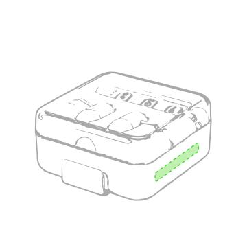 Impresión E-En el estuche