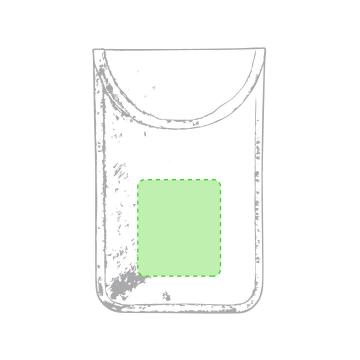 Impresión E-Parte inferior centrado