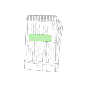 Impresión E-Portada zona inferior