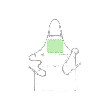 Bordado P7-En el pecho centrado