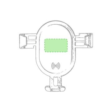 Impresión E-Zona inferior centrado
