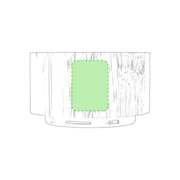 Laser L-Lateral centrado