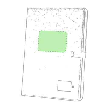 Impresión G-Tapa parte superior centrado