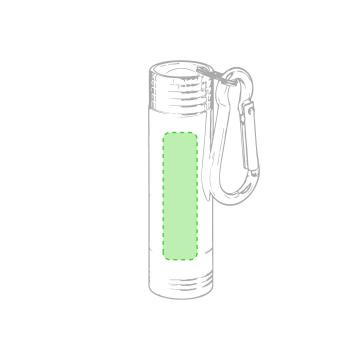 Laser L-Cuerpo linterna