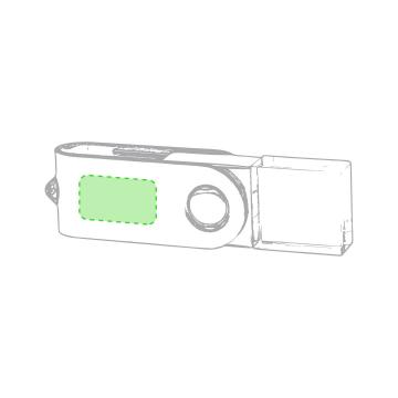 Laser L-Cuerpo transparente