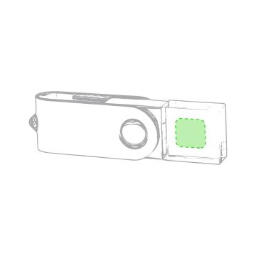 Laser L-Cuerpo metálico cara a