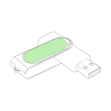 DOMING- GOTA DE RESINA V1 -5  cm2-Zona clip cara a