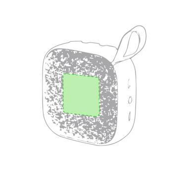 Impresión F-Centrado en el frontal