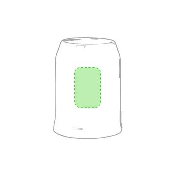 Impresión F-Alrededor de la jarra