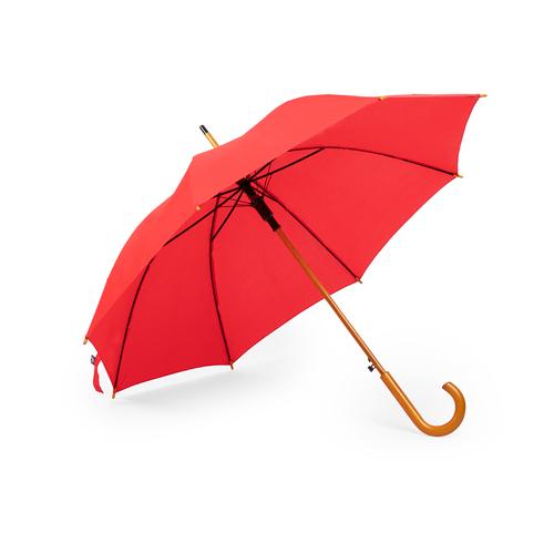 Paraguas automático y mango de madera con Ø 105 cm Bonaf