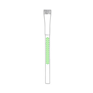 Impresión A-En el cuerpo del bolígrafo